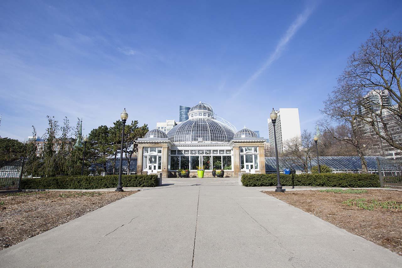 Allan Gardens in Toronto