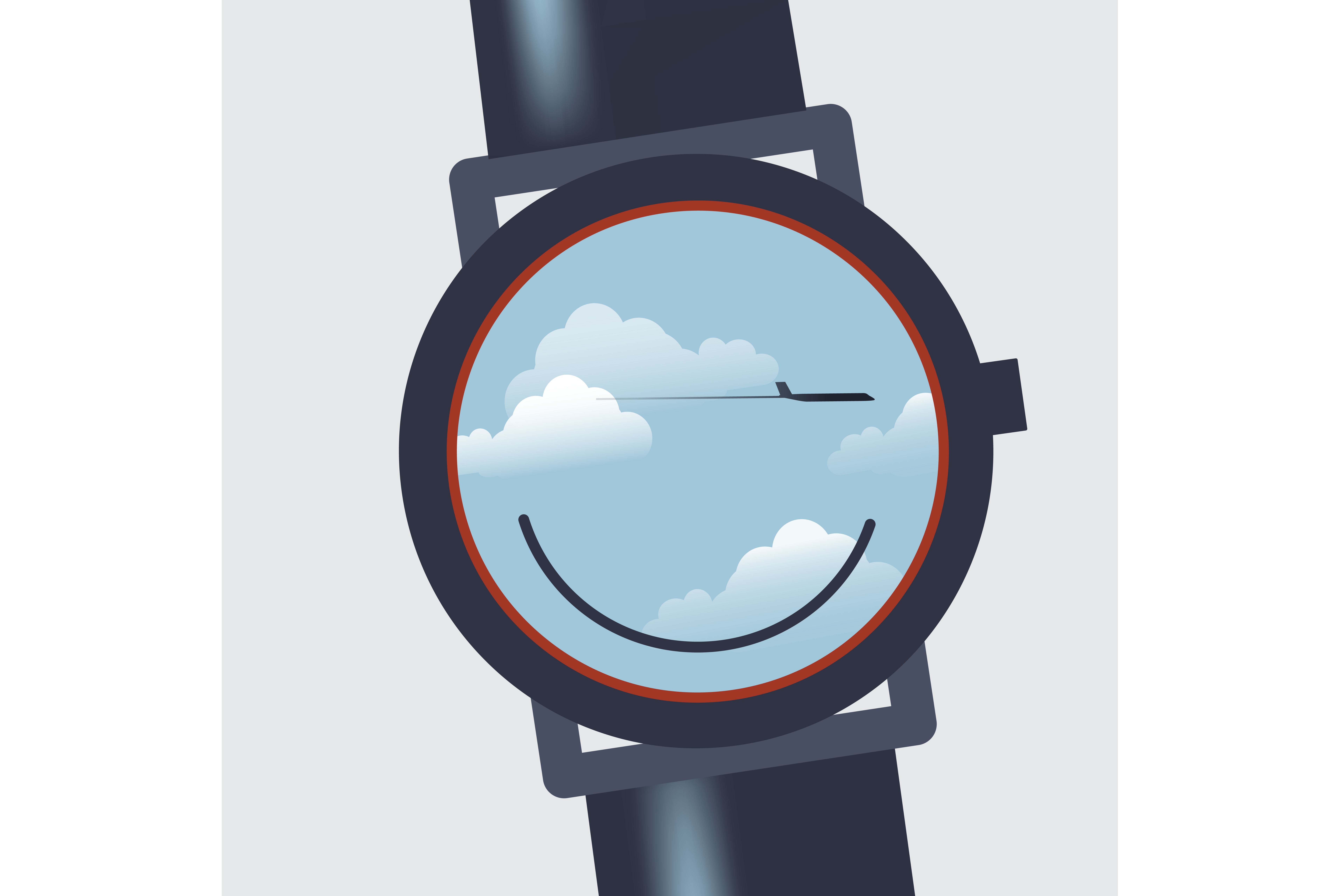 Air time = me time