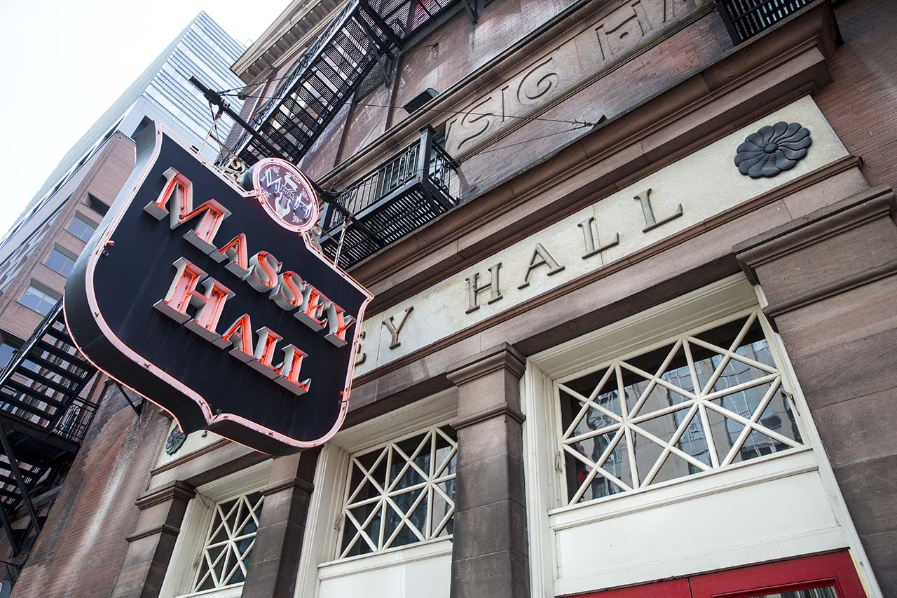 Massey Hall in Toronto