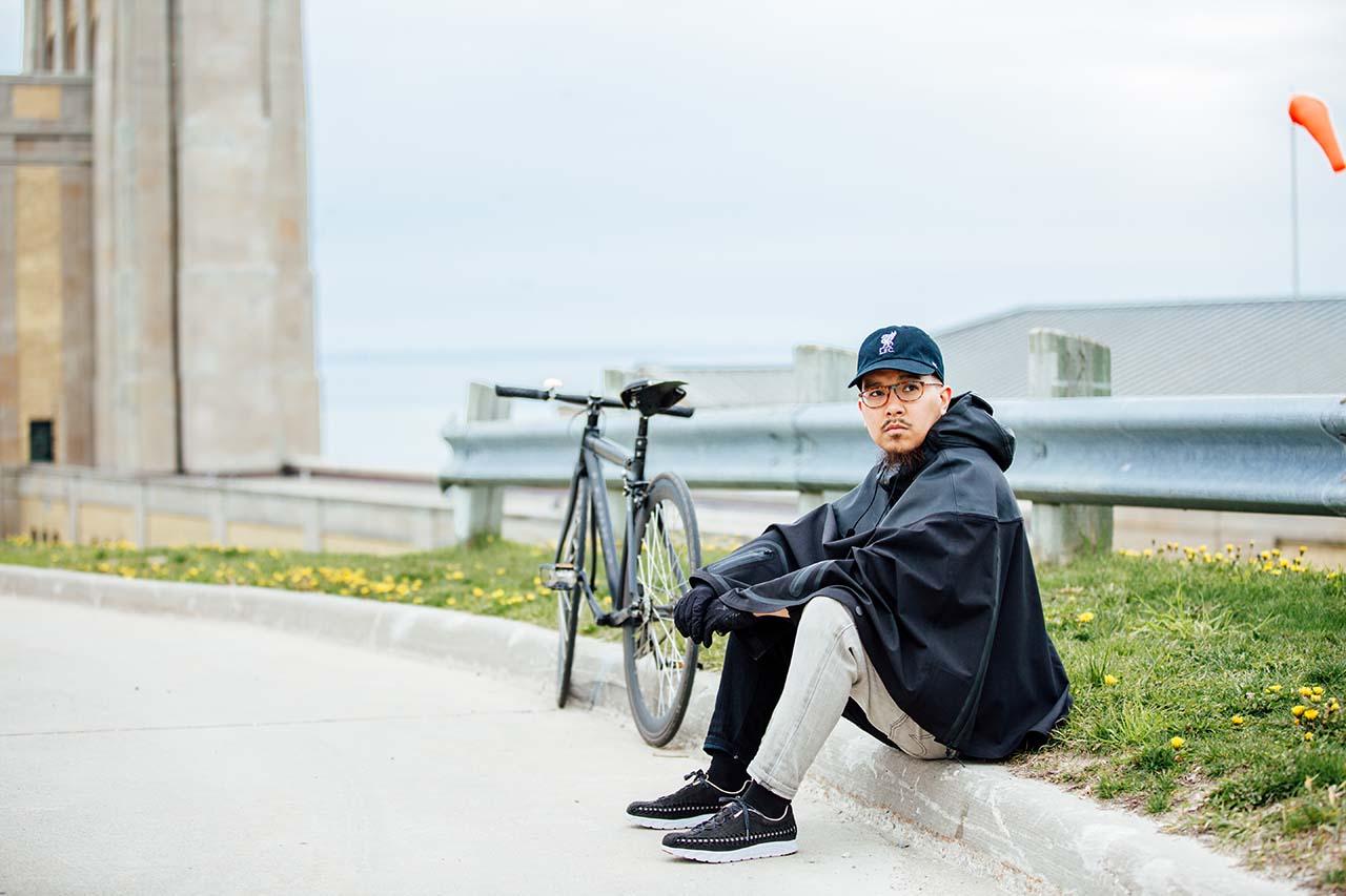 Craig Cal's biking gear