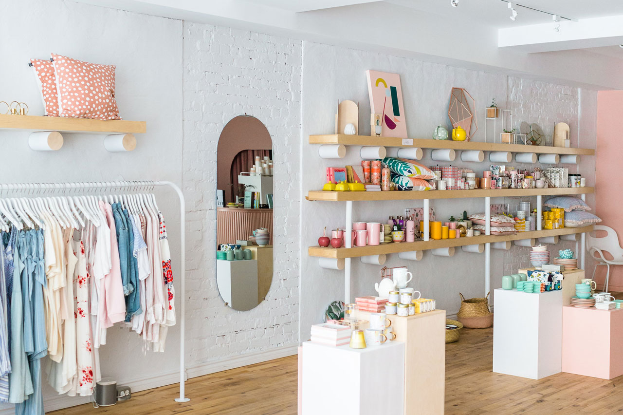 Shop at Boutique Vestibule