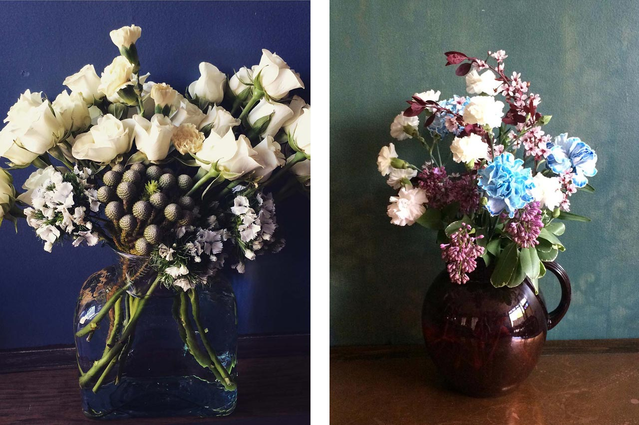 Speciality bouquets for weddings and events