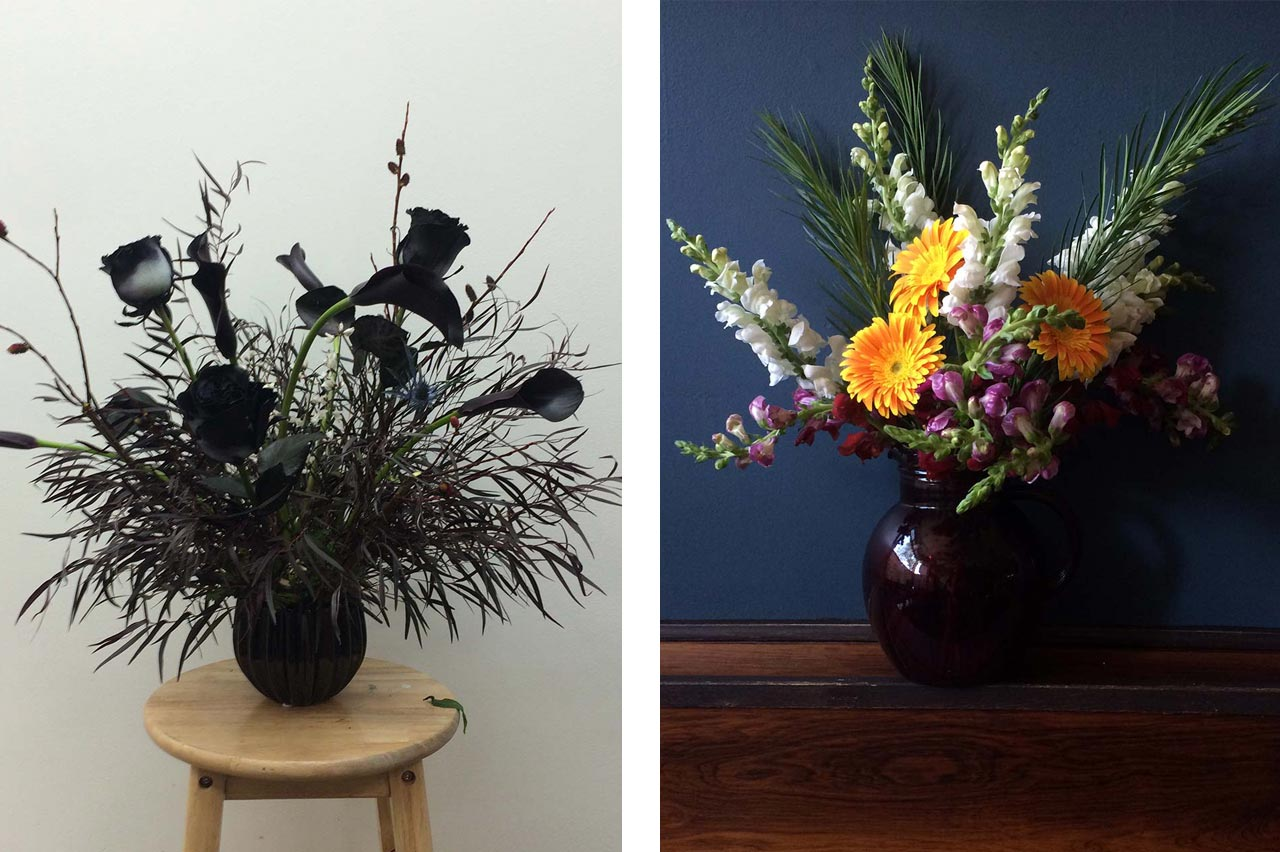 Bouquets for weddings