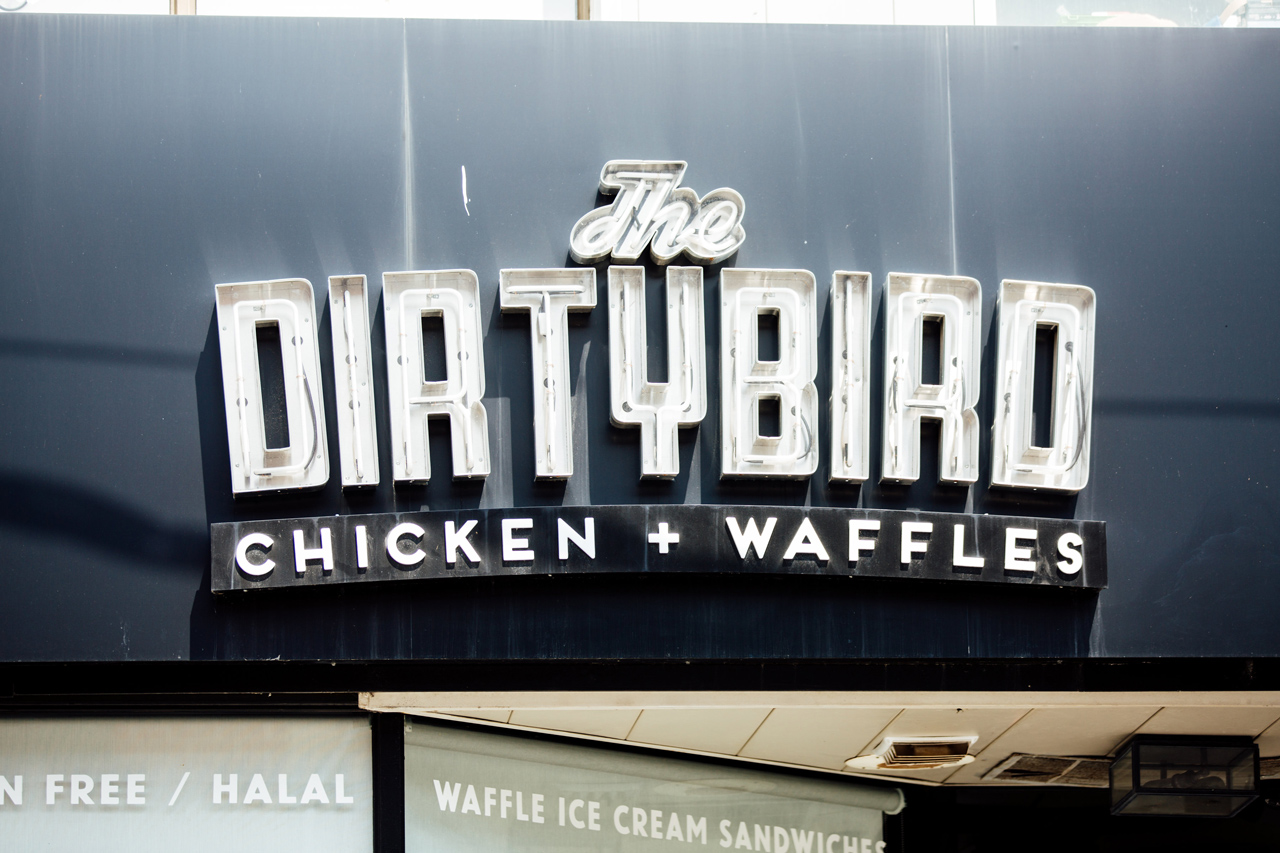The Dirty Bird
