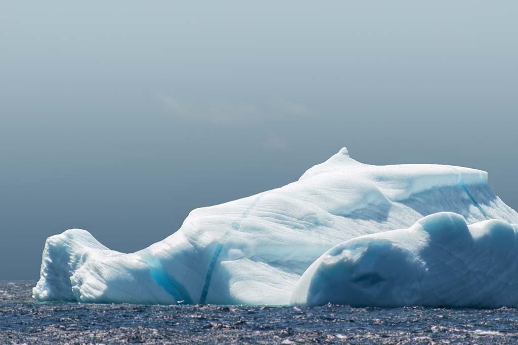 Iceberg straight ahead!