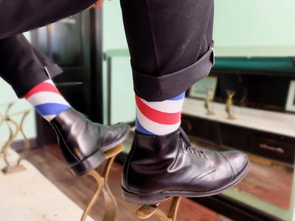 Barber Socks