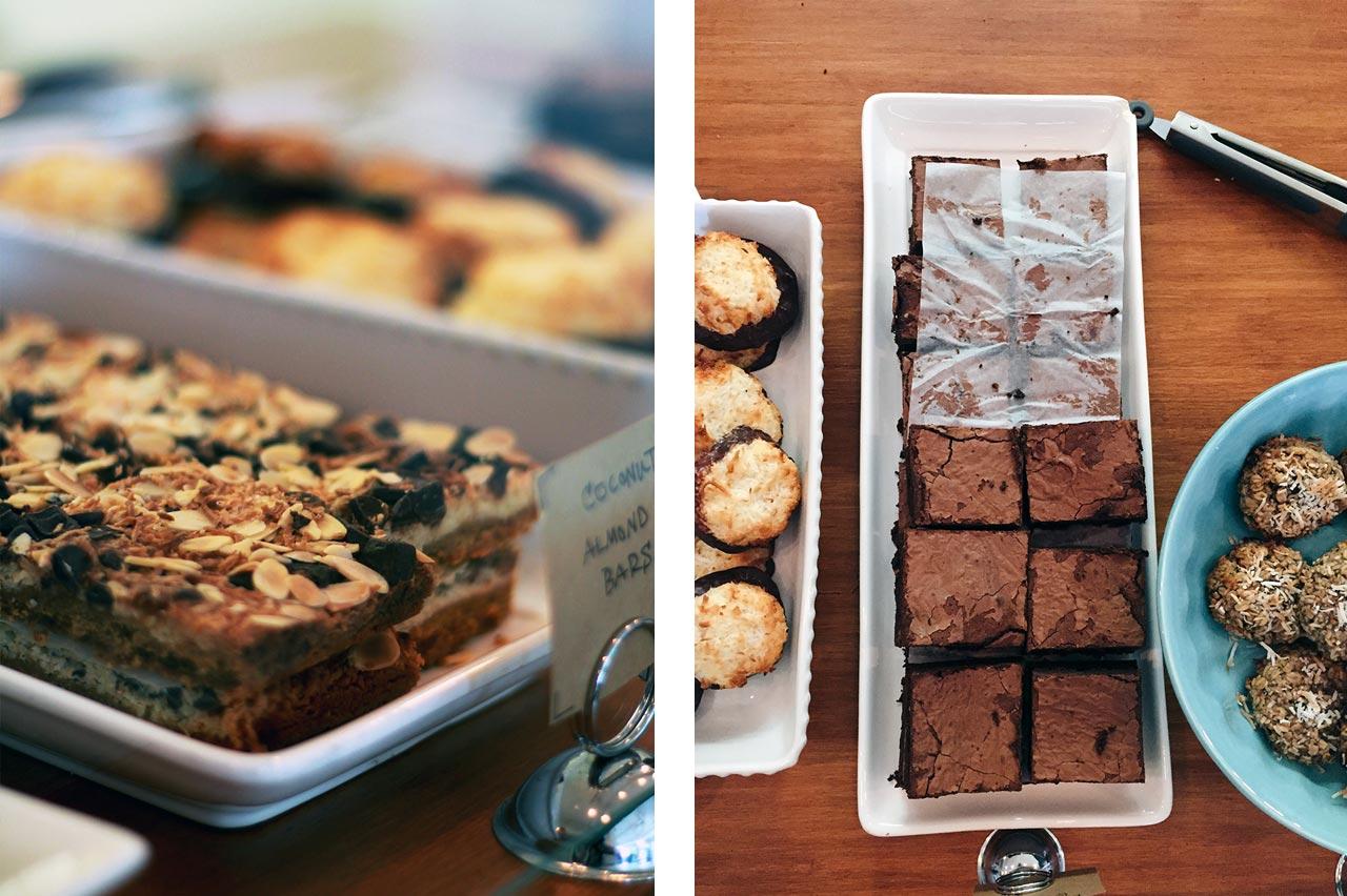 Desserts at Anchor
