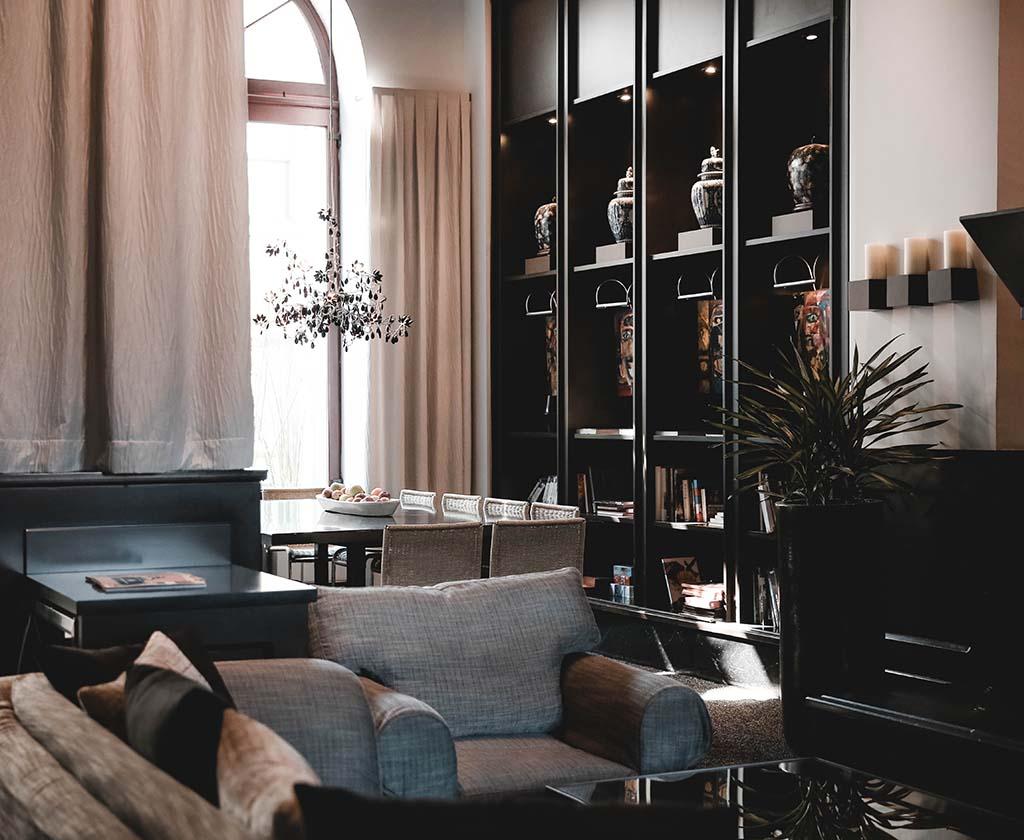 Lounge in Le Germain