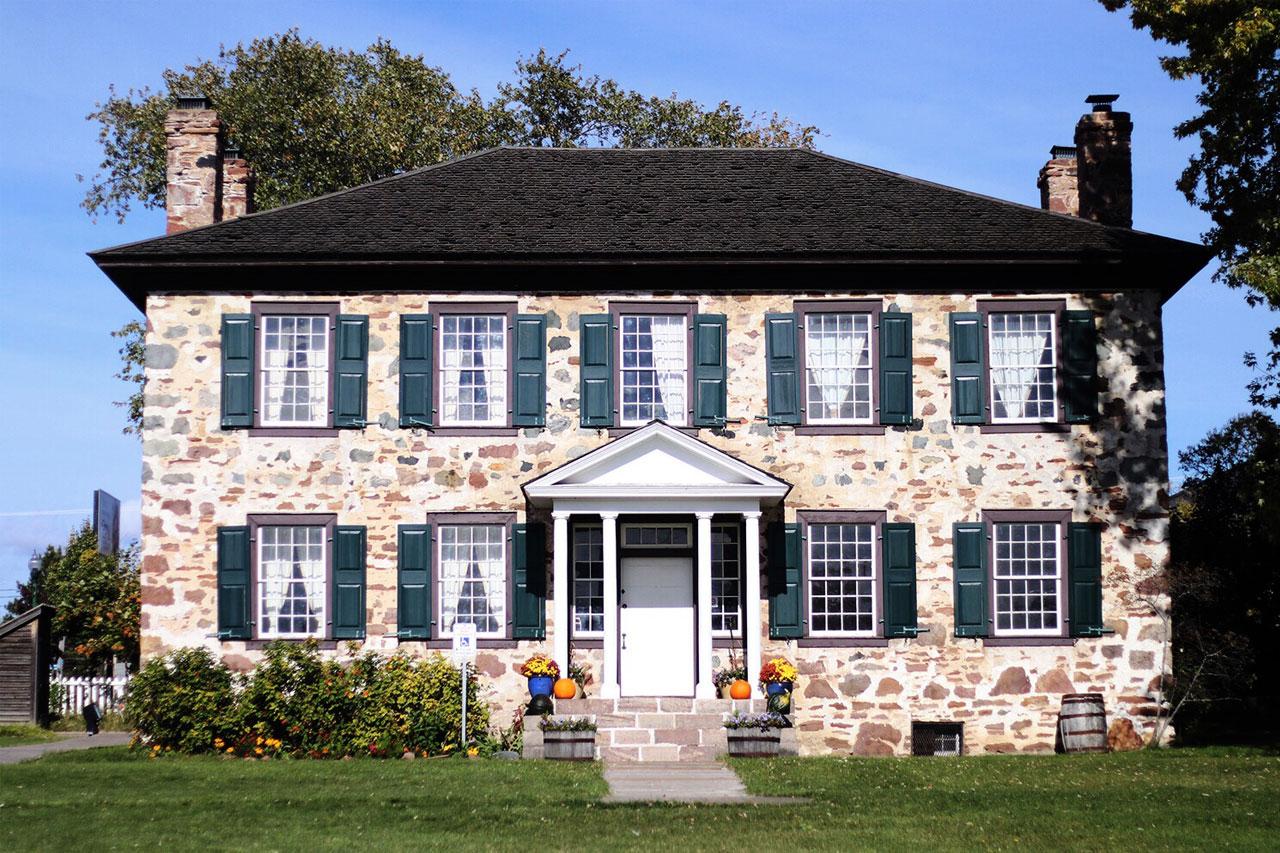 Ermitanger House, Sault Ste. Marie