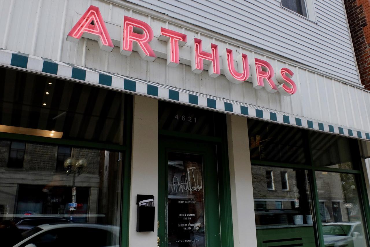 Arthur's Nosh