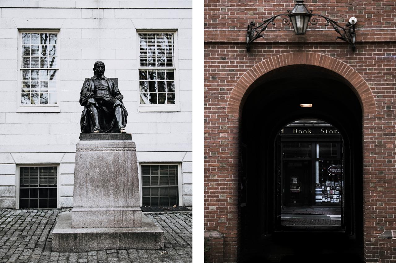 Harvard Walking Tour