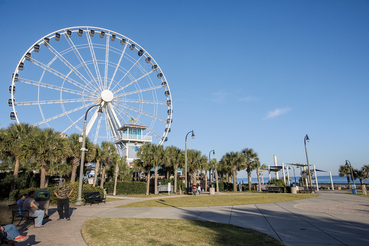 Fly To Myrtle Beach