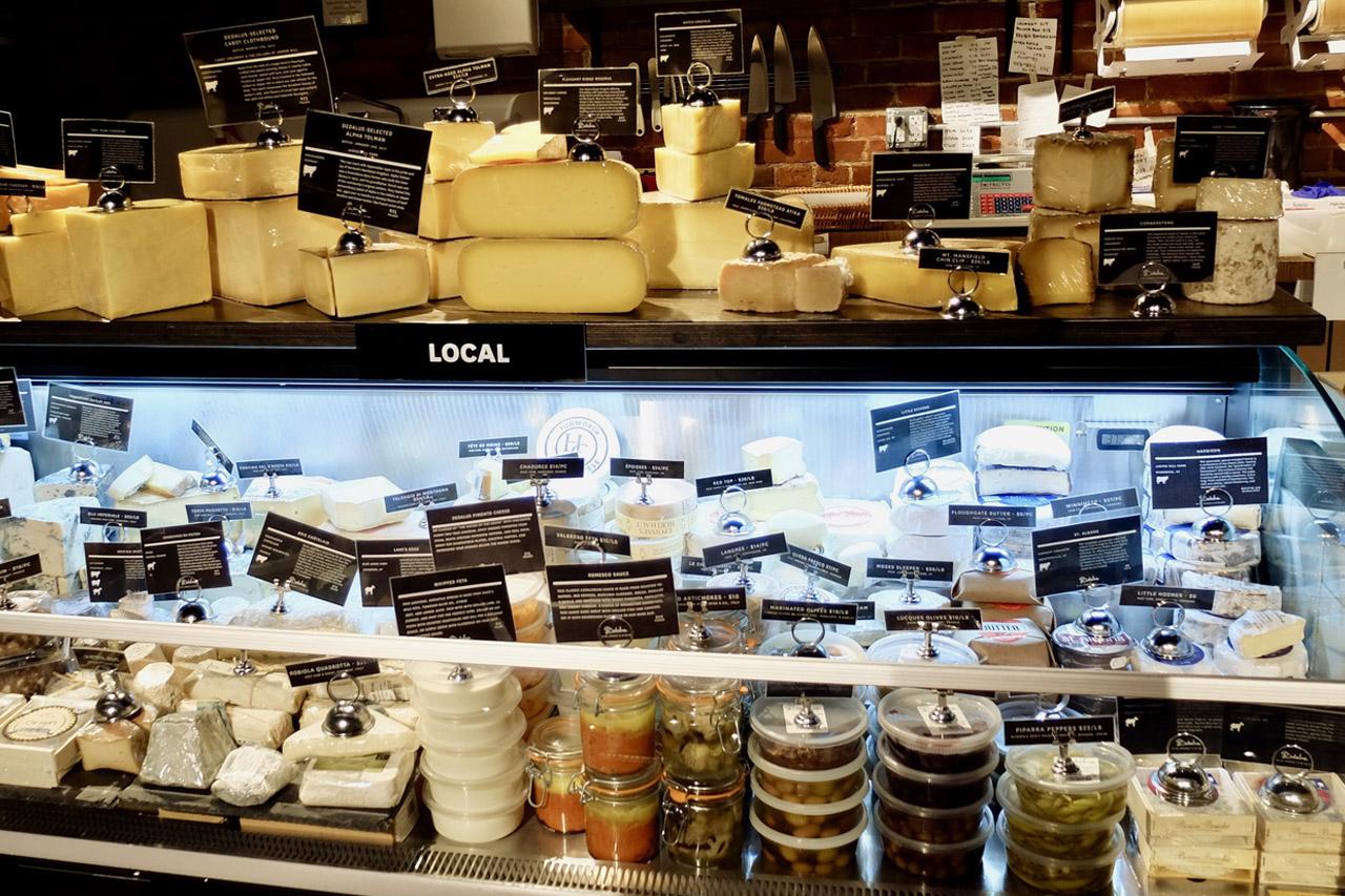 Dedalus Cheeses