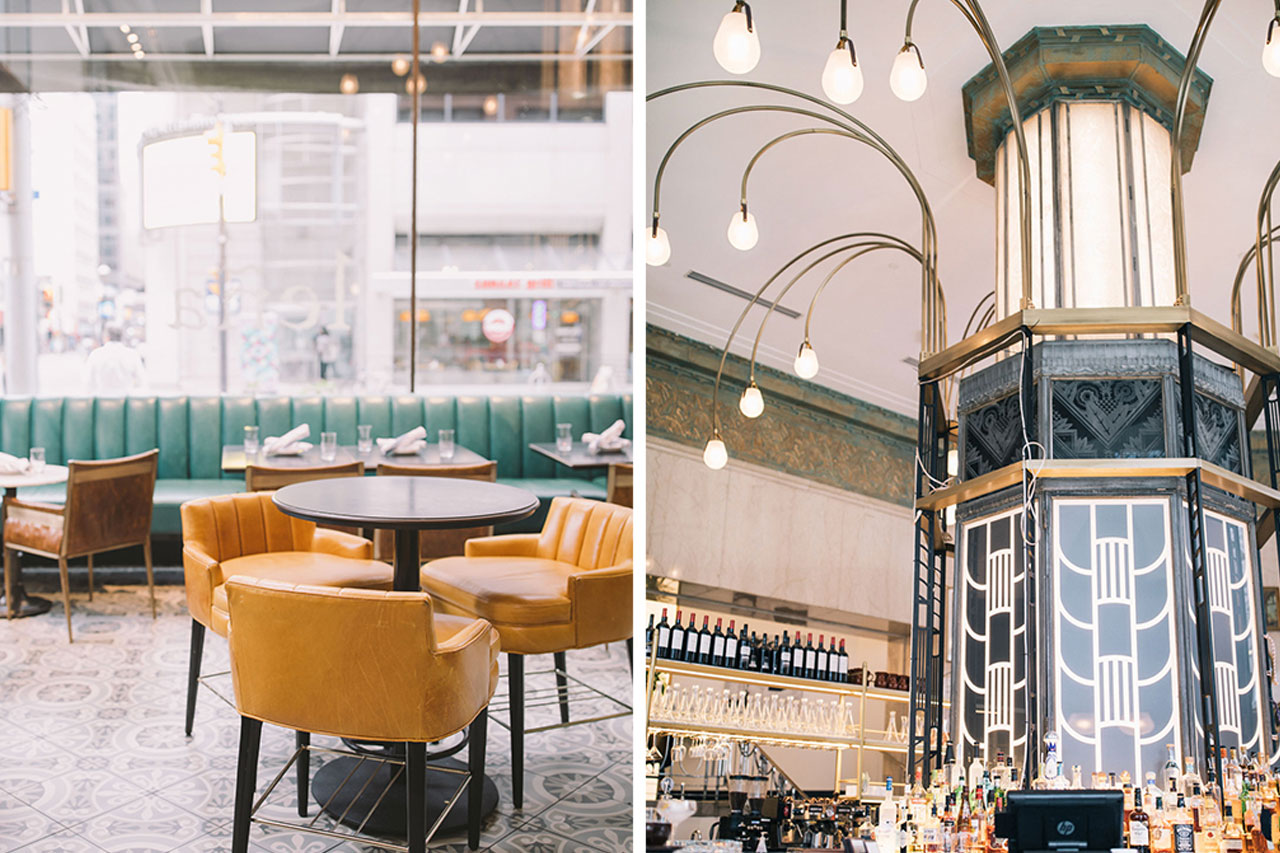 A Roundup of Toronto\'s Most Gorgeous Interiors | Read more on re:view