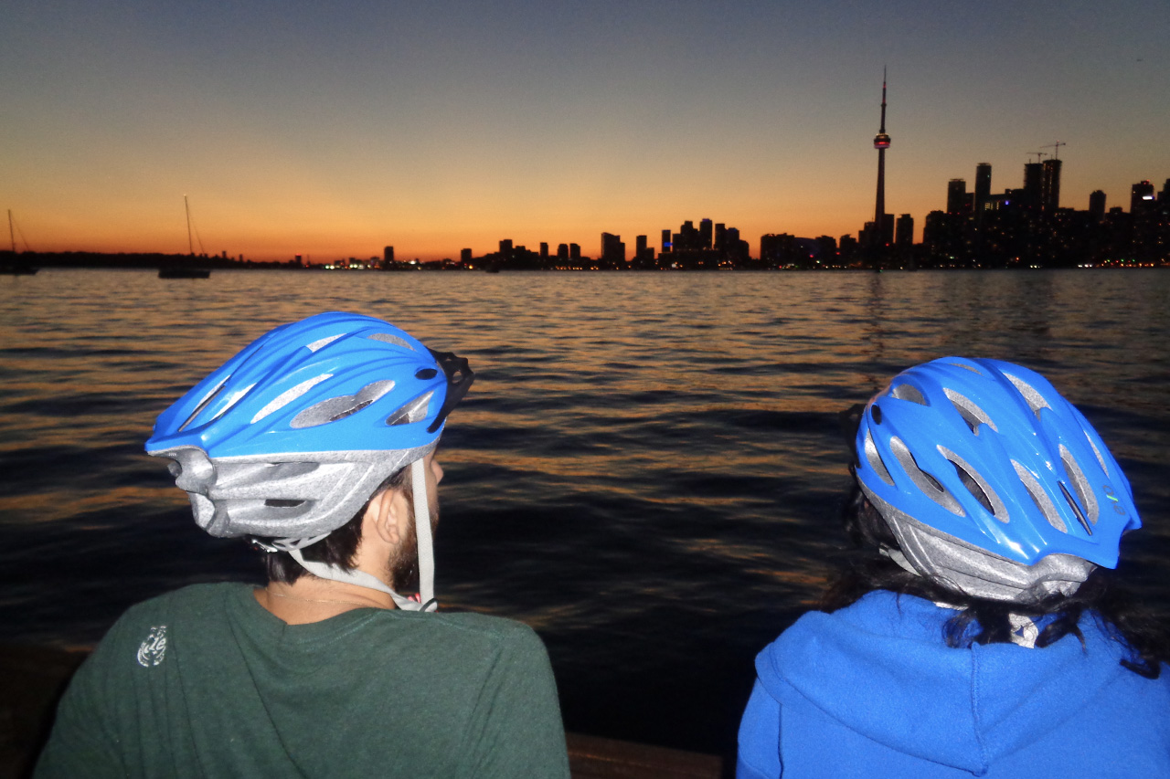 Bike Tours in Toronto