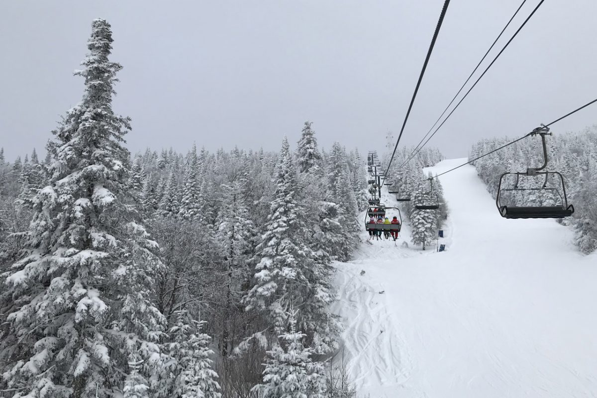 ski weekend in mont-tremblant | read more on re:view