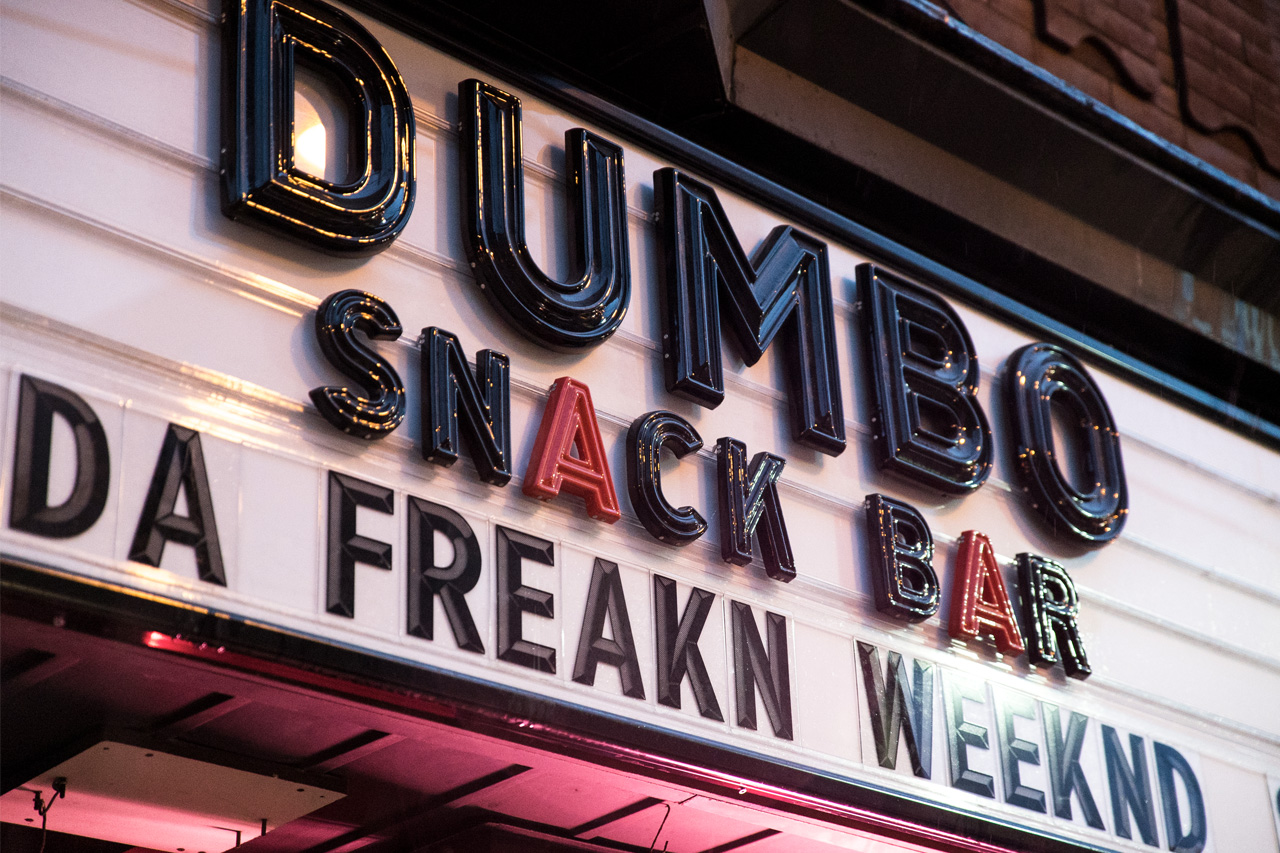 Dumbo Snack Bar