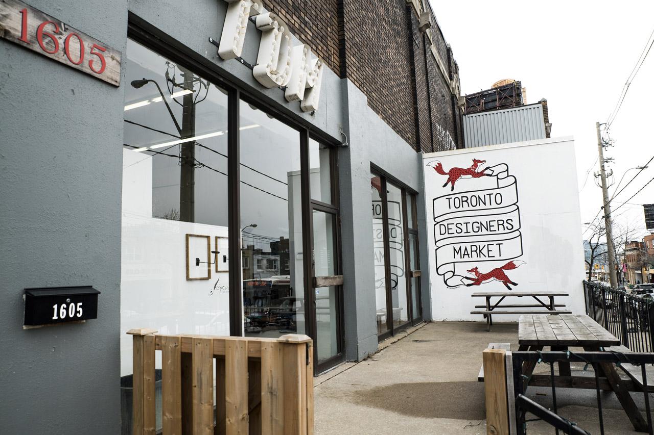 Toronto's Designer Market