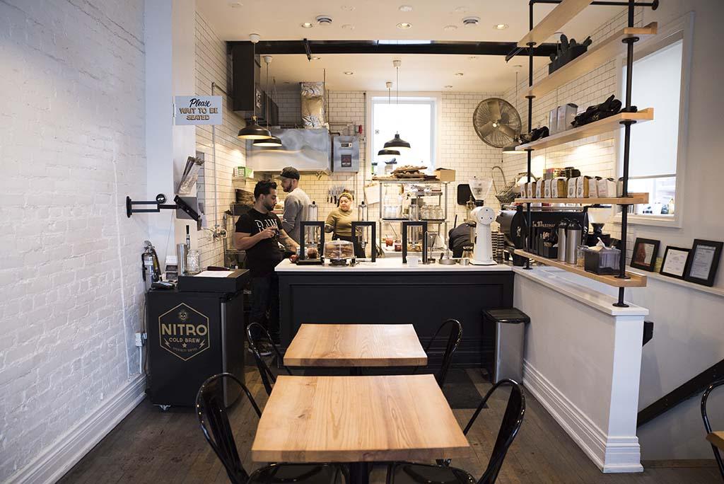 Saint James Espresso Bar