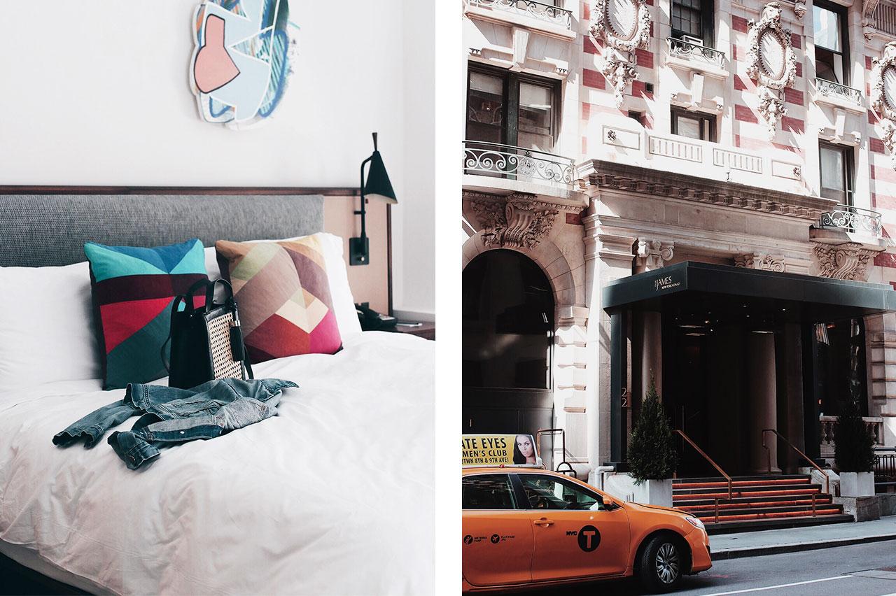 James NoMad Hotel