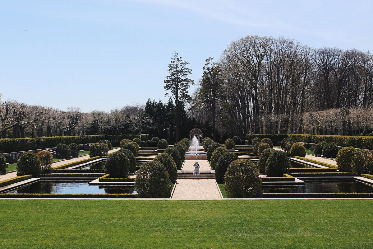The Oheka Grounds