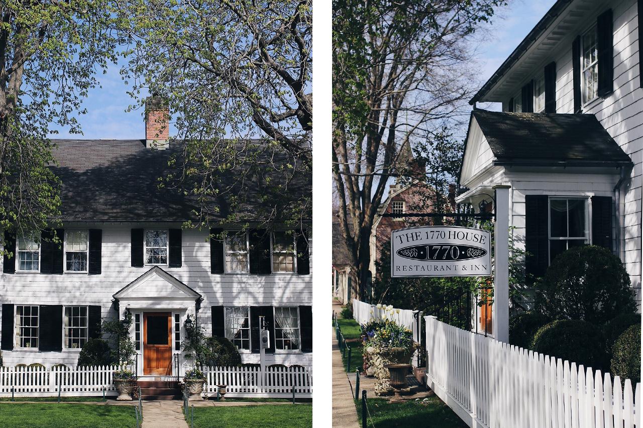 1770 Baker House