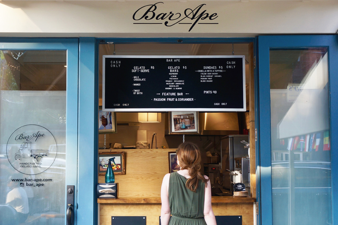 Bar Ape