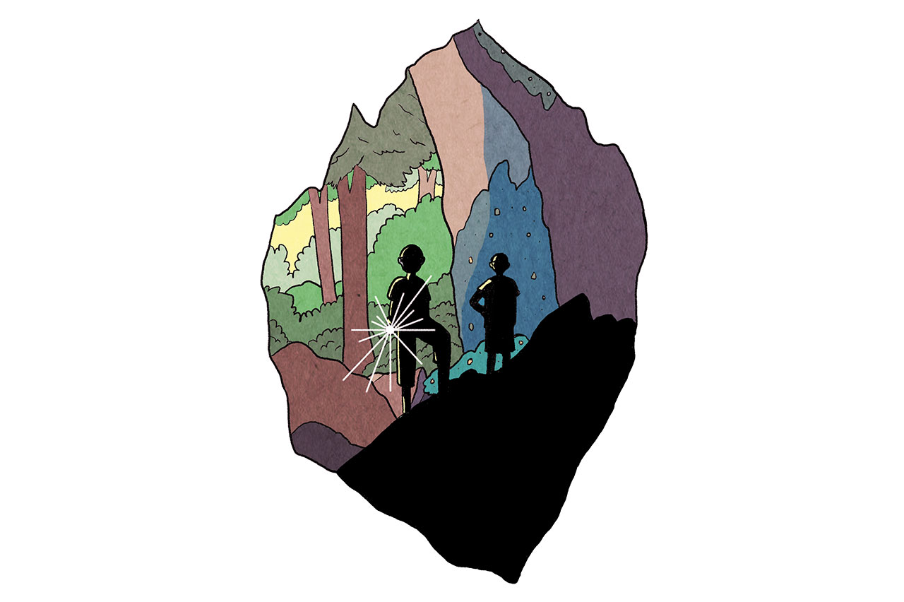 Cave Adventure with Cycle Solutions