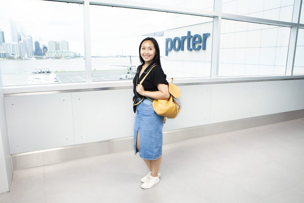 Porter Airport Style