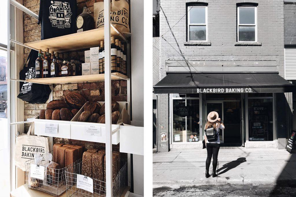 Blackbird Baking Co. Kensington Market Toronto