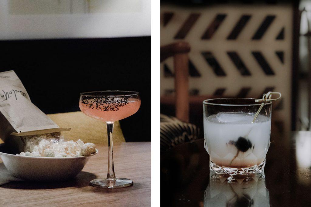 Charlotte Ottawa cocktails