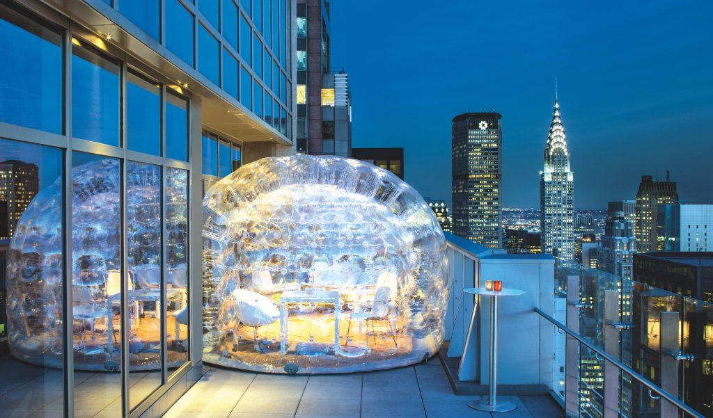 Bar 54 Hyatt New York City