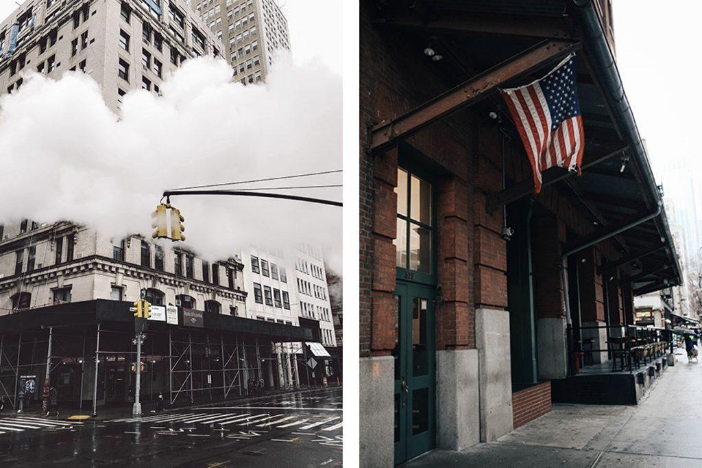 New York guide Tribeca