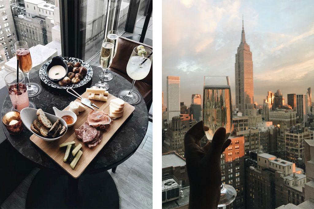 The Skylark cocktails New York