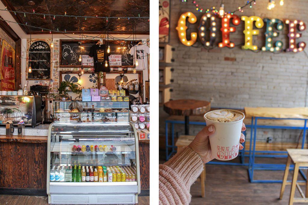 Hula Girl Espresso Toronto