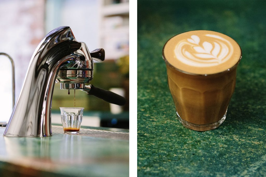 Rogue Coffee Saint John New Brunswick