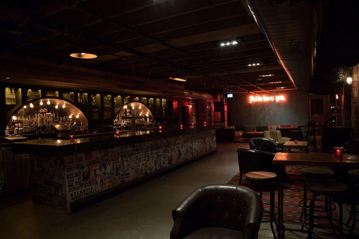 Toronto's Secret Bars: Four Hidden Gems - Porter re:view
